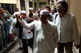Ketua PA 212 Slamet Maarif Heran Dirinya Diperiksa…