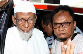 Masa Pidana Berakhir, Abu Bakar Ba'asyir Bebas Jumat Pekan Ini