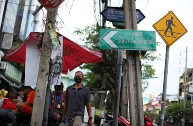 Thailand Perketat Pembatasan Usai Catatkan Rekor Kasus Harian