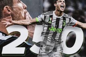 Cristiano Ronaldo Capai 250 Juta Pengikut di Instagram,…