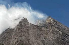 Perubahan Bentuk Gunung Merapi Berlanjut, Lajunya Semakin Cepat