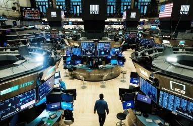 Investor Parno Bakal Ada Lockdown, Wall Street Bergerak Labil