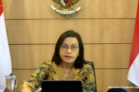 Sri Mulyani Sebut Realisasi Anggaran PEN 2020 83,4…