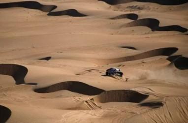 Nasser Al-Attiyah Juara Etape II Reli Dakar Kategori Mobil