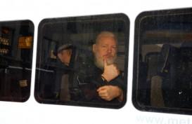 Ekstradisi ke AS Ditolak, Pendiri Wikileaks Ajukan Pembebasan di Inggris