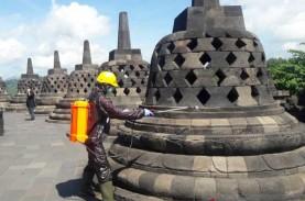 Pandemi Covid-19 Bikin TWC Borobudur Sepi Pengunjung
