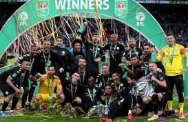 Jadwal Semifinal Piala Liga : Derby MU vs ManCity, Spurs vs Brentford