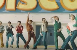 Dynamite BTS Ada di Posisi Kelima Tangga Lagu Hot 100 Billboard