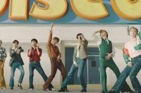Dynamite BTS Ada di Posisi Kelima Tangga Lagu Hot…