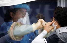 Wow, Kasus Baru Virus Corona di Korsel Turun saat Pembatasan Sosial Diperketat