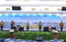 Kementerian Erick Thohir dan Sri Mulyani Bakal Bahas Sengketa Pajak PGN (PGAS)
