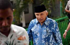 Ini Prediksi Amien Rais Soal Nama Calon Kapolri yang Bakal Dipilih Jokowi