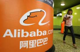 Jack Ma 'Hilang', Saham Alibaba Rontok