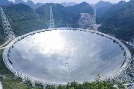 China Beri Kesempatan Ilmuwan Internasional Cari Alien…
