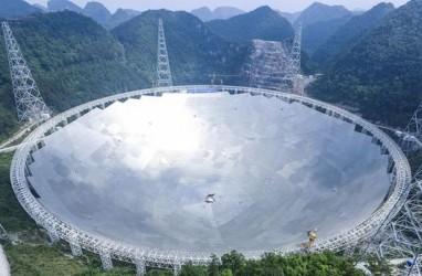 China Beri Kesempatan Ilmuwan Internasional Cari Alien Pakai FAST