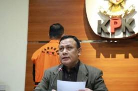 Ketua KPK Lantik 37 Pejabat Struktural Baru, Ini Daftarnya