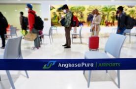 Desember 2020, Trafik Penumpang di Bandara Angkasa…