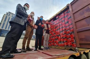 UMKM Distributor Briket Arang Kelapa Rambah Turki