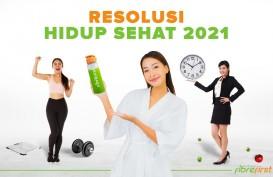 Tips Resolusi Hidup Sehat di Tahun 2021