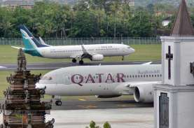 AP I: Jumlah Penumpang Pesawat Anjlok 61 Persen pada…