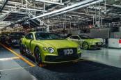 Penjualan Bentley 2020 Naik 2 Persen, Ini Pendongkraknya
