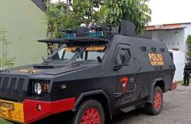 Dua Terduga Teroris di Makassar Ditembak Mati Polisi