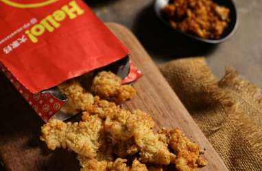 Ramai Bisnis Crispy Chicken ala Taiwan