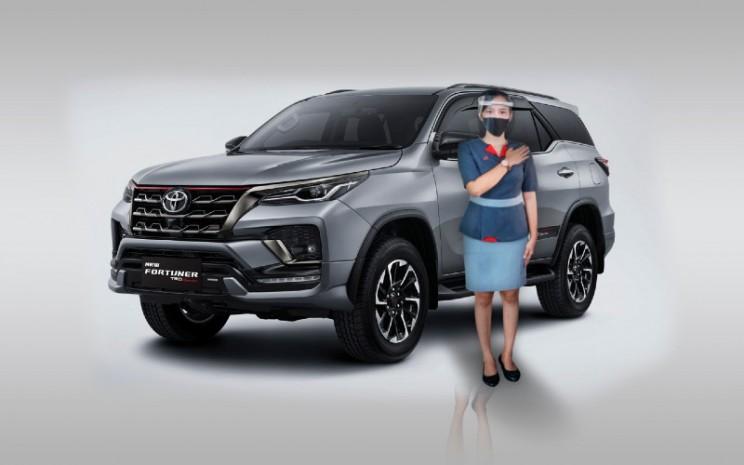 Toyota Fortuner. Toyota Indonesia dipercaya menjadi salah satu basis produksi untuk pasar Asia Pasifik. Produk mereka dikirim ke lebih dari 80 negara di Asia, Afrika, Amerika Latin, Karibia, dan Timur Tengah.  - Auto2000