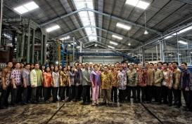 Pabrik Elangperdana Tyre Bakal Kurangi 117.500 Ton Emisi CO2