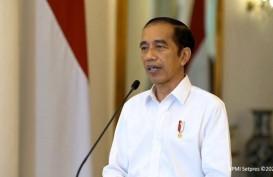 Jokowi Pamer SWF ke Menteri dan Gubernur