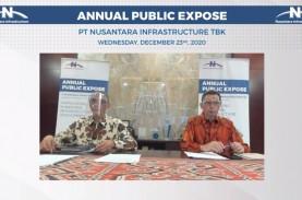 Anak Usaha Nusantara Infrastructure (META) Dapat Pinjaman…