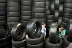 Permintaan Global Meningkat, Ekspor Ban Dipersulit