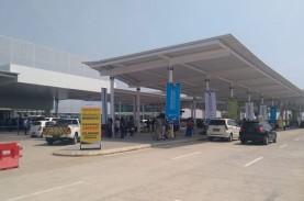 Jumlah Penumpang di Bandara Ahmad Yani pada Momen…