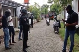 20 Teroris Jaringan JAD Ditangkap di Makassar