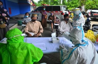 Okupansi Tempat Tidur Pasien Covid-19 di Jateng Lewati Batas Aman