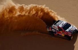 Hasil Reli Dakar, Nasser Al-Attiyah Hattrick Juara Etape