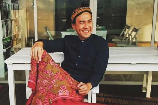 Daniel Mananta sedang menggarap dua film bertema Indonesia.  - twitter