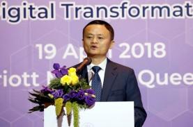 PERUSAHAAN JACK MA : Alibaba Siap Emisi Obligasi