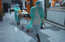 Astaga, Ruang Isolasi Pasien Corona di Bogor Sudah Tak Muat