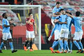 ManCity Tundukkan Manchester United, ke Final Piala…