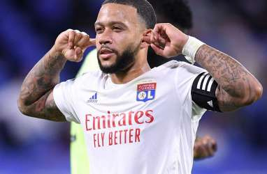 Hasil Liga Prancis: Debut Buruk Pochettino, PSG Makin Ditinggal Lyon