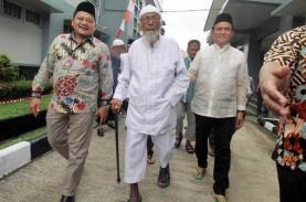 Abu Bakar Ba'asyir: Buruan Orde Baru, Dipenjara SBY,…