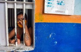 Foto-Foto Narapidana Melawan Covid-19 di Lapas Perempuan Pekanbaru