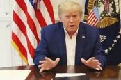 Buntut Provokasi Demo, Twitter dan Facebook Kunci Akun Trump