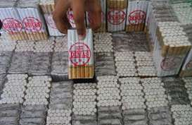 Bea Cukai Amankan 2,3 Juta Rokok Ilegal Tujuan Sumatra