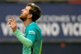 Cetak 2 Gol vs Bilbao, Bintang Barcelona Messi Ikut…