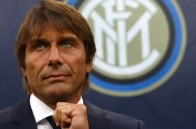 Conte Sebut Inter Kalah dari Sampdoria Lantaran Tidak…