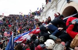 Capitol Dikepung Massa Pro-Trump, Washington Perpanjang Status Darurat