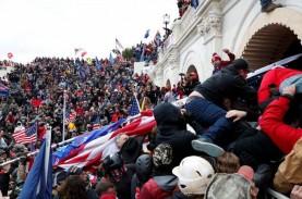 Buntut Aksi Trump, Senator Republik Batal Gugat Hasil…