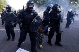 Kisruh Pilpres AS: DPR Sayangkan Demo Rusuh di Gedung…